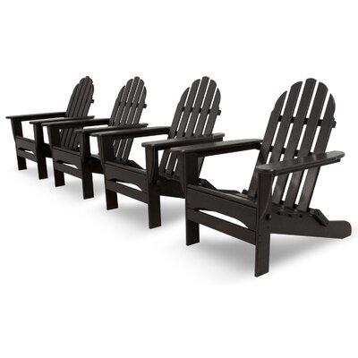 Amazoncom  Teak Adirondack Chair  Outdoor Patio Teak