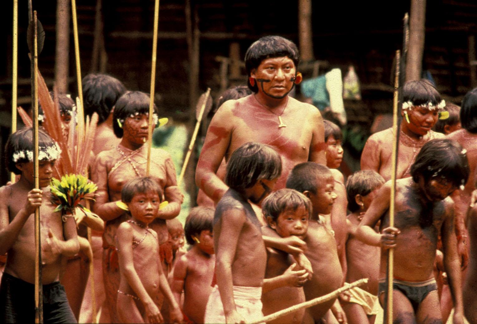 Фото диких племён 6 фотография